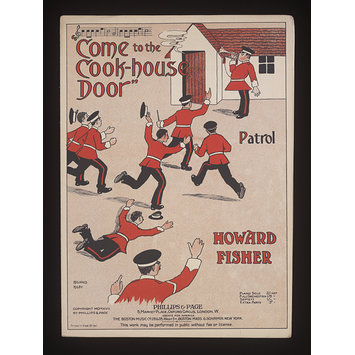Come to the cook house door fisher howard v a search for Chef comes to your house