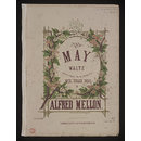 The May Waltz (Sheet Music)