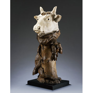 Statue - Head of an ox