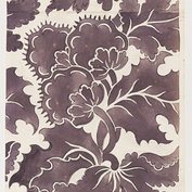 Design for a woven silk