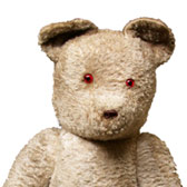 Teddy Bear, about 1960-69. Museum no. B.899-1993