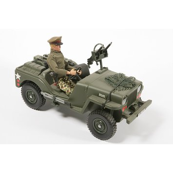 Action man vehicle - JEEP