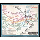 Underground Railways of London (Print)