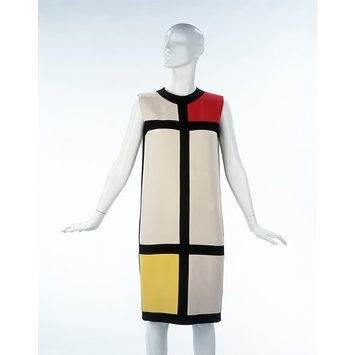 Cocktail dress - The Mondrian Collection