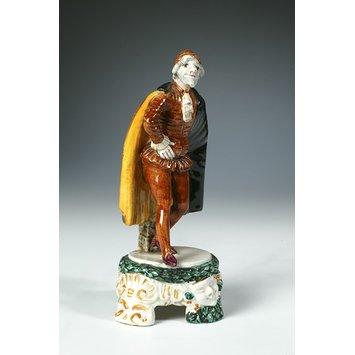 Figurine - Commedia dell'Arte figurine