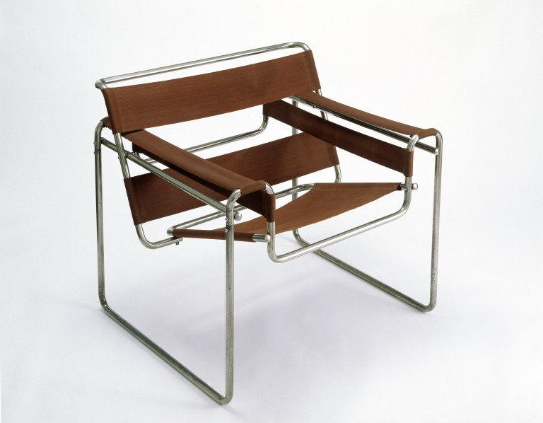 Club chair, model B3 Breuer, Marcel Lajos, born 1902 - died 1981 ...