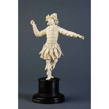 Statuette - Character from the Commedia dell'arte