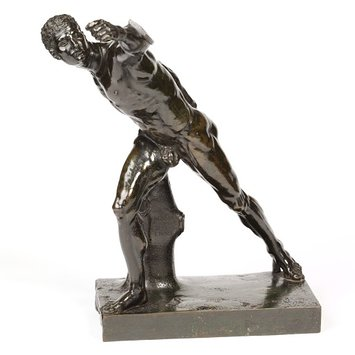 Statuette - The Borghese Gladiator