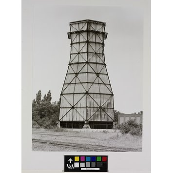 Photograph - Cooling Tower, Zeche Waltrop, Ruhr, West Germany