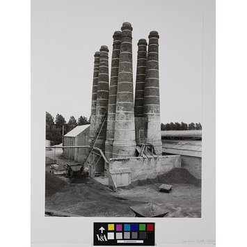 Photograph - Lime Kilns, Brielle, Holland