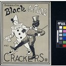 Batger & Cos Black and White Crackers (Print)