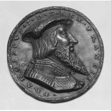 Medal - François I, King of France