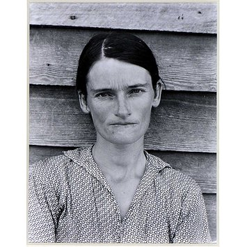 Photograph - Allie Mae Burroughs, Hale County, Alabama