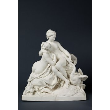 Figure group - Leda and the Swan