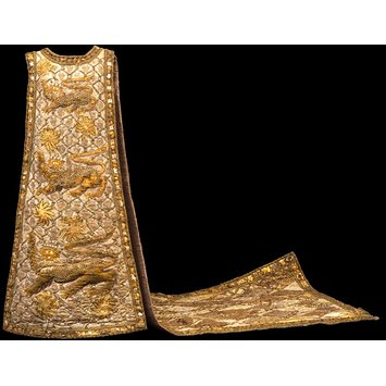 Theatre costume - Tabard worn by Ian McKellen as Richard II