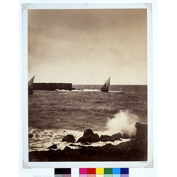 Photograph - The Breaking Wave - Mediterranean Sea