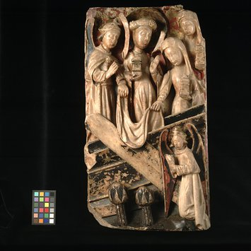 Panel - The Three Marys at the Sepulchre