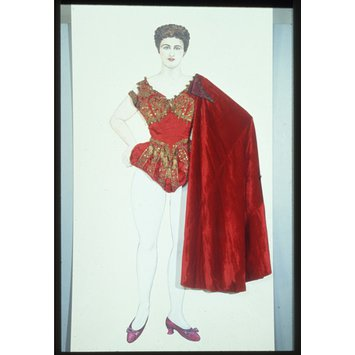 Bodice - Theatre Costume