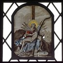 Virgin of the Seven Sorrows (Panel)
