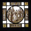Susannah Accused by the Elders and Led to Judgement (Roundel)