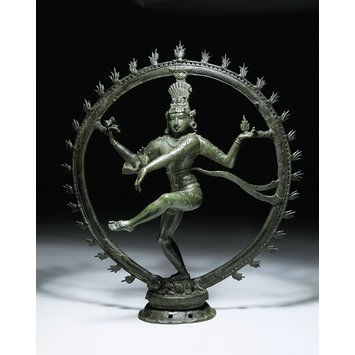 Bronze sculpture - Shiva Nataraja, Lord of the Dance