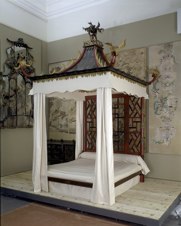 The Badminton Bed Linnell John V Amp A Search The Collections
