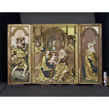Retable - The Boppard Altarpiece