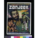 Zanjeer (1973) (Indian film booklet)