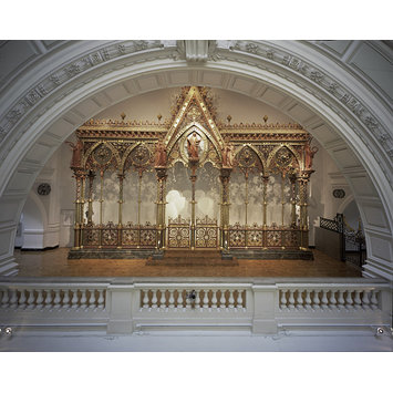 Choir screen - The Hereford Screen