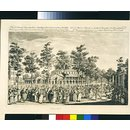 View of the Rotundo House & Gardens  at Ranelagh (Print)