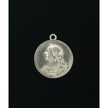 Medal - Sir James Harrington