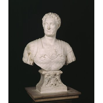 Bust - John Fane, 7th Earl of Westmorland