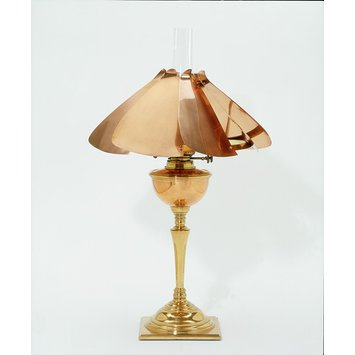 Oil table lamp