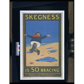Poster - Skegness is SO bracing
