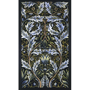 Tile panel | Morris, William | V&A Search the Collections