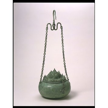 Sculpture - Holy Water Vessel