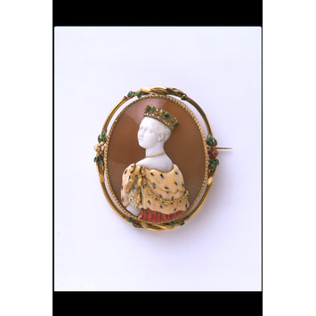 Brooch - Queen Victoria