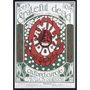 Logo. The Family Dog presents Grateful Dead and Oxford Circle (Poster)