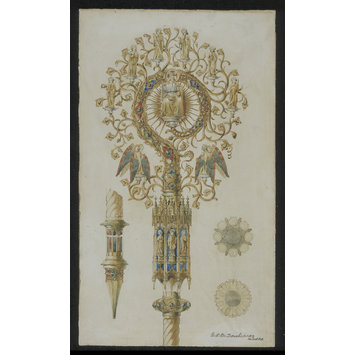 Design - Design for a crozier