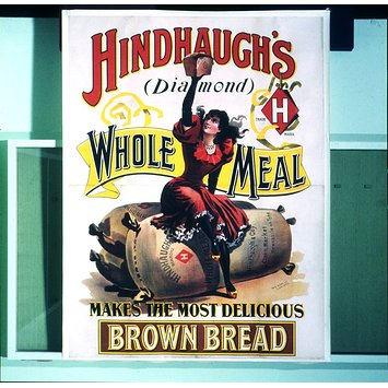 Poster - Hindhaugh's Whole Meal