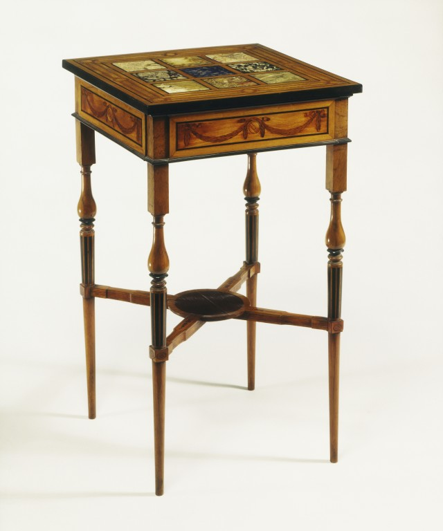 Table Sir William Chambers V A Search The Collections