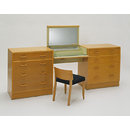 Dressing-table unit