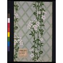 Plumbago Trellis (Furnishing fabric)
