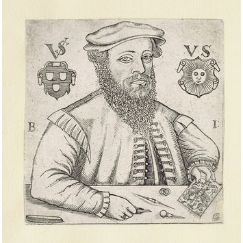 Print - Portrait of Virgil Solis