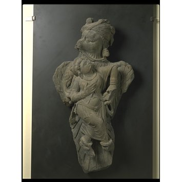 Sculpture - Garuda abducting Queen Kakati
