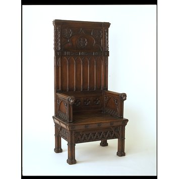 Ceremonial chair