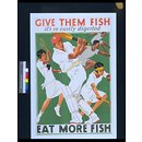 Eat More Fish (Poster)
