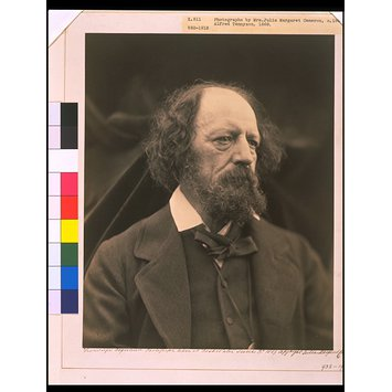 Photograph - A. Tennyson