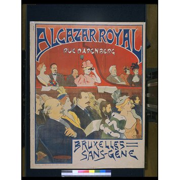 Poster - Alcazar Royal