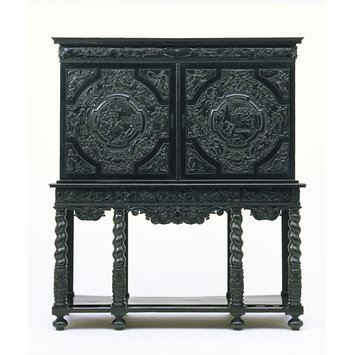 Cabinet on stand - The Endymion Cabinet
